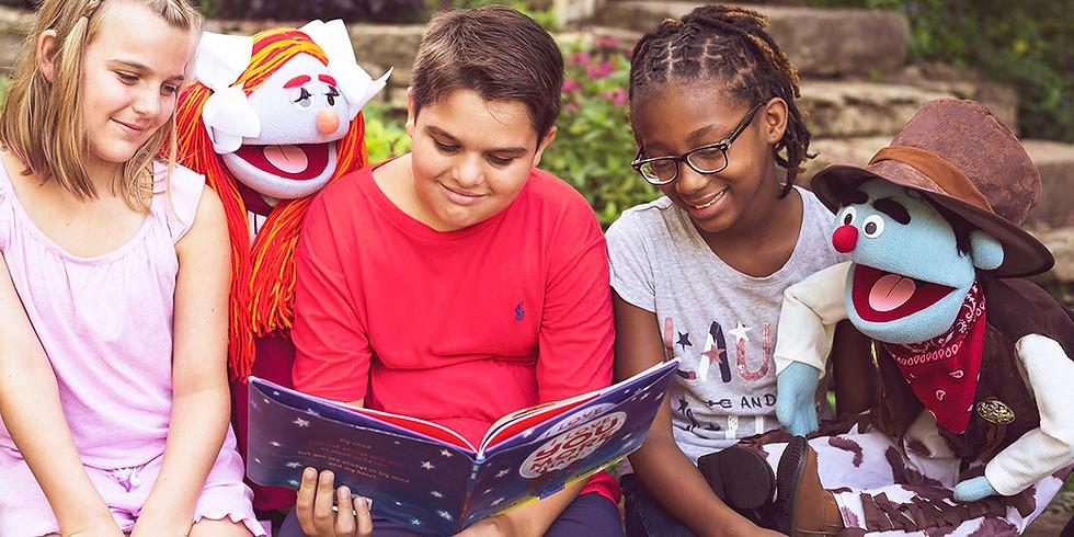 Literacy Festival Partner Check-In