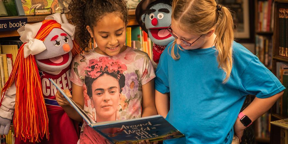Kansas Literacy Festival Sponsor Meeting