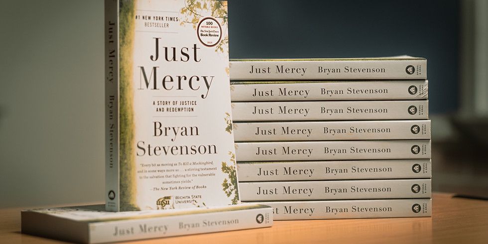 """""""Just Mercy"""" Movie Viewing"""