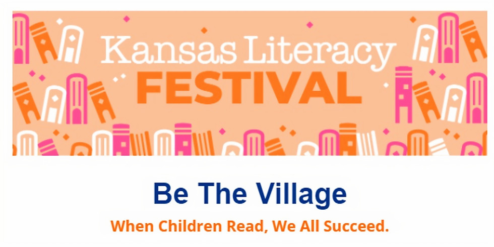 Kansas Literacy Festival Digital Partner Launch