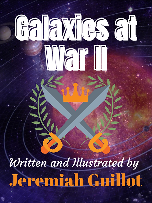 Galaxies at War II