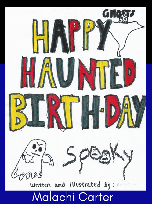 Happy Haunted Birthday