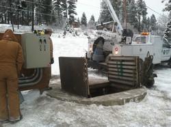 APEC Engineering LCWSD Lakeside MT