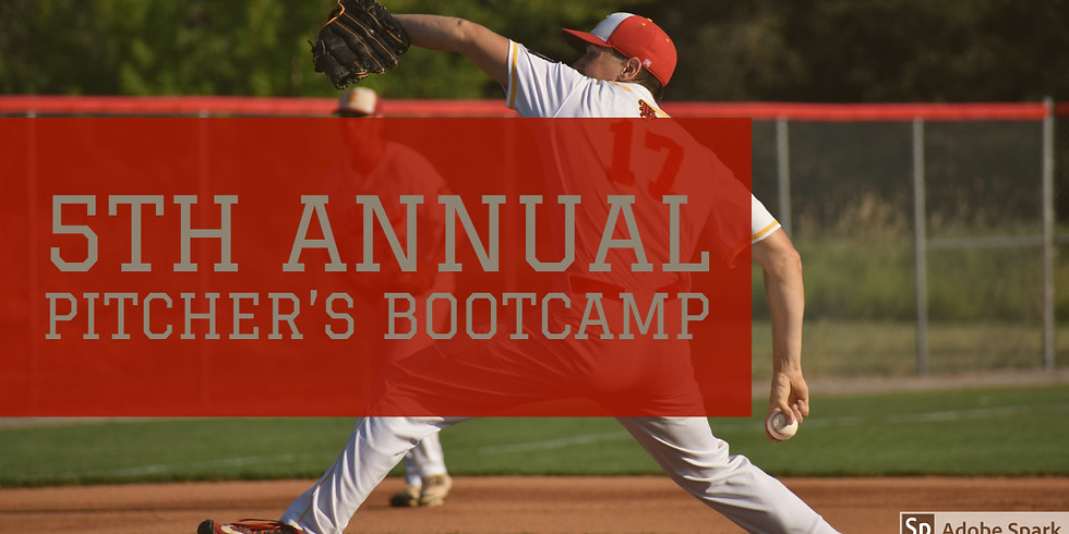 5th Annual Pitcher's Bootcamp - FULL