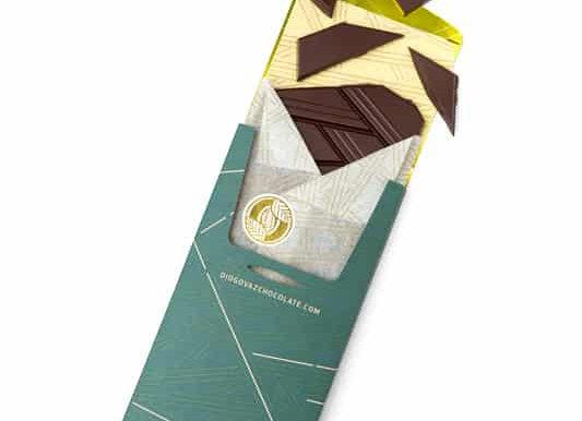 Tablete chocolate 70% Amelonado Unroasted