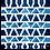 Thumbnail: Triángulos azules