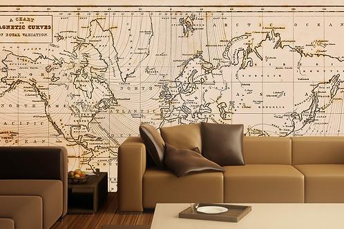 Cartographic Map