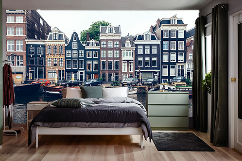 Casas de Amesterdão