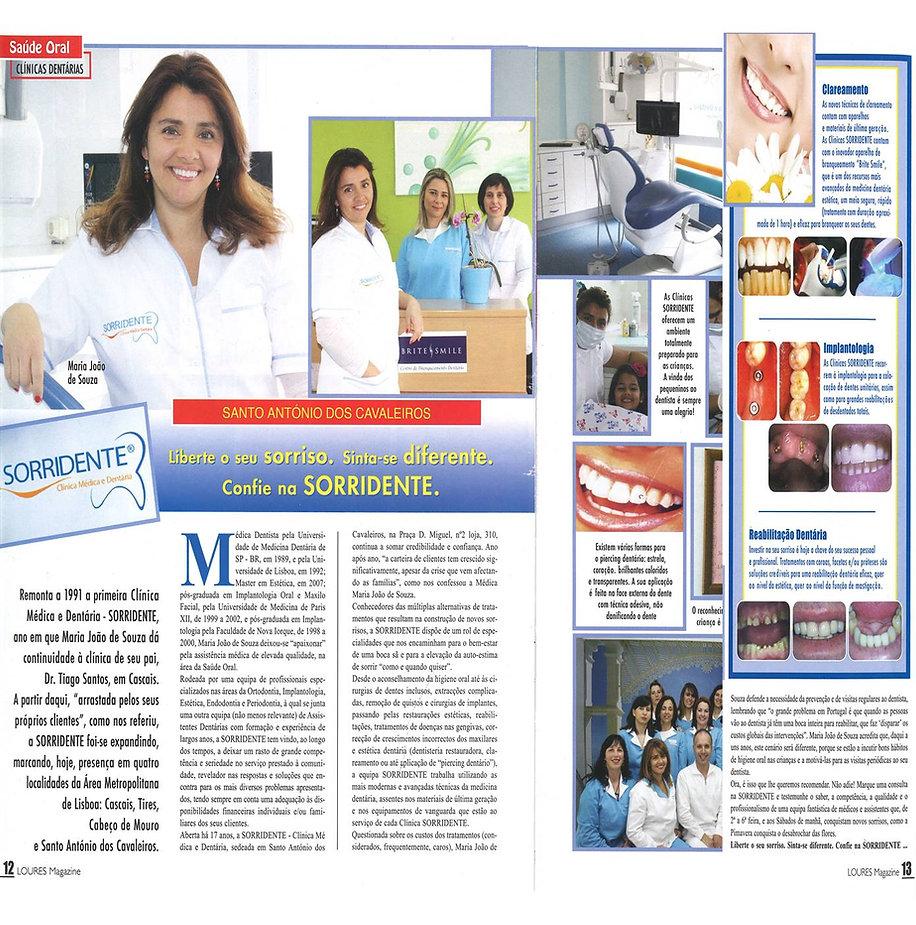 Sorridente - Clínicas Médicas Dentárias