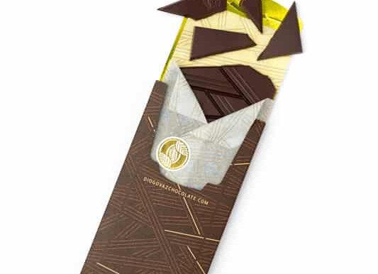 Tablete chocolate 75% Amelonado