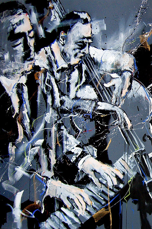 "OBRA ORIGINAL JAZZ BY XICOFRAN ""BLUE MITCHELL"""