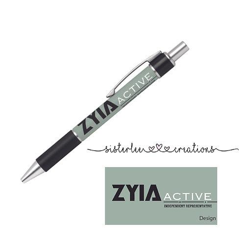 Zyia Logo Pens- 5 Pack