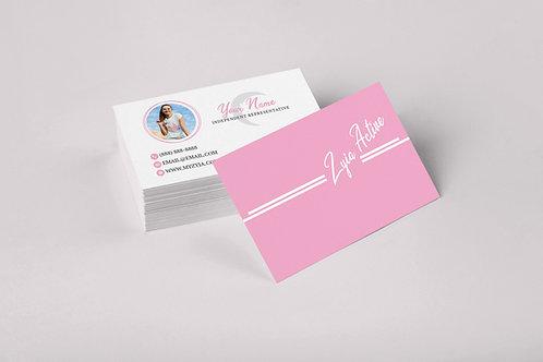 Zyia Business Card - South Beach