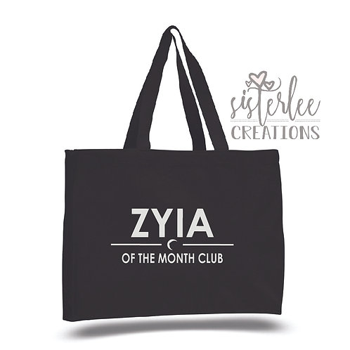 Zyia of the Month Tote Bag (Pack of 5)