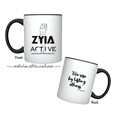 Zyia Active Ind Rep Mug