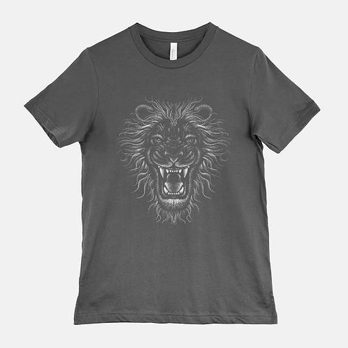 """Womens """"Lion Roar"""" Shirt"""