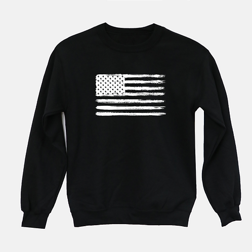 Women's Stars + Stripes Sweatshirt