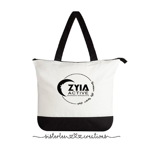 Zyia Active Independent Rep Tote Bag