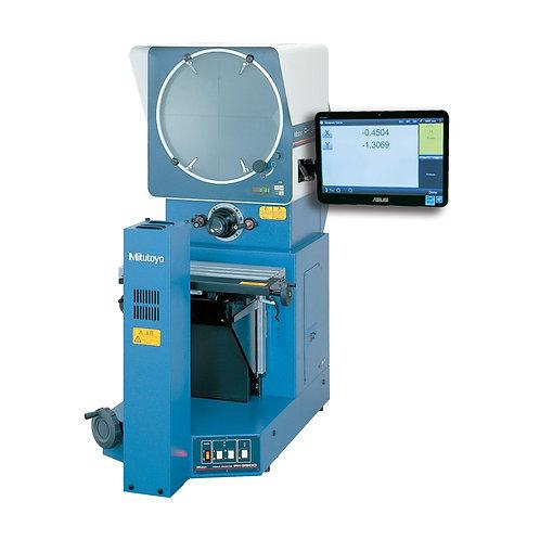 Mitutoyo PH-3515 Horizontal Profile Projector, M2 2D Processor, Edge Detection