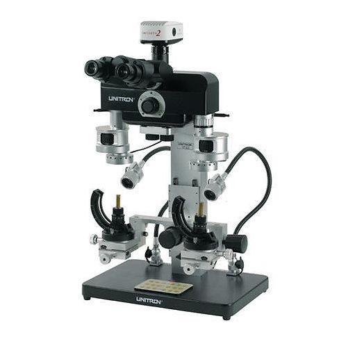 Unitron Comparison Forensic Macroscope with LED Goosenecks