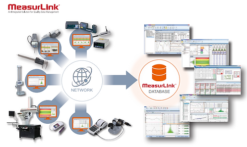 MEASURLINK, REAL-TIME STANDARD V9