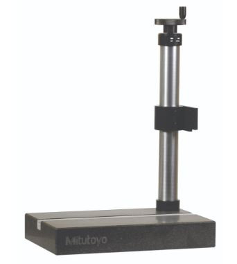 Mitutoyo SJ-411 Surftest Surface Roughness Manual Column Stand