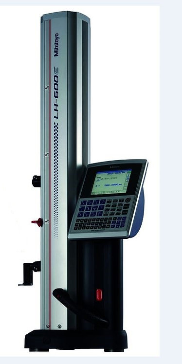 Mitutoyo LH-600E Linear Height Gage w/Power Grip