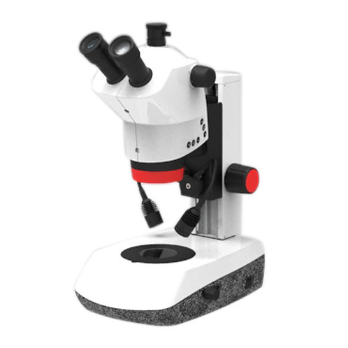 Labomed Luxeo 6Z Stereo Zoom Microscope on Mirror Base Stand 8x - 50x