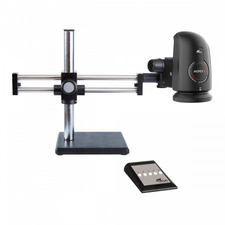 Ash Inspex 3 Digital Microscope System with Ball Bearing Boom Stand