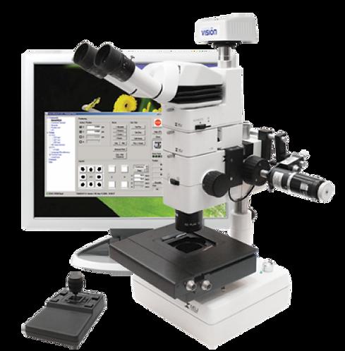 Meiji RZM Motorized Stereo Microscope