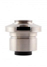 Nikon 0.67X C-Mount ISO 38mm Camera Coupler DC67NN