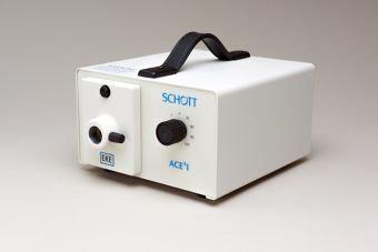 Schott Ace 1 Fiber Optic Halogen Light Source