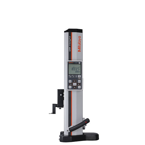 "Mitutoyo QM ABSOLUTE 1D Digital Height Gage 14"" w/ Pneumatic Flotation"