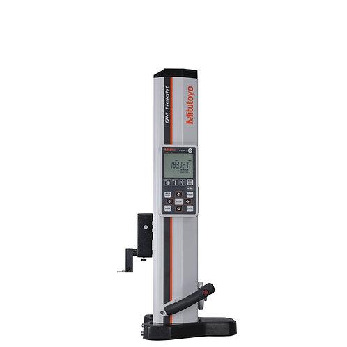 "Mitutoyo QM ABSOLUTE 1D Digital Height Gage 14"" w/ Pneumatic Flotation"