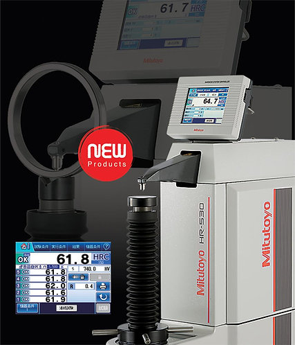 Mitutoyo HR-530 Rockwell Hardness Tester