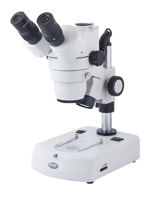 Motic SMZ-143 Trinocular Stereo Microscope