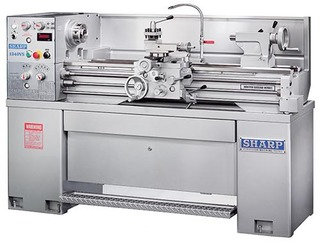 "Sharp Industries 13"" x 40"" Vari Speed Precision Lathe - 1340VS"
