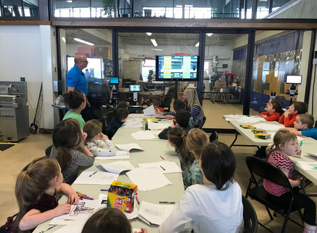 Future Scientists Day at Brook Anco Corporation