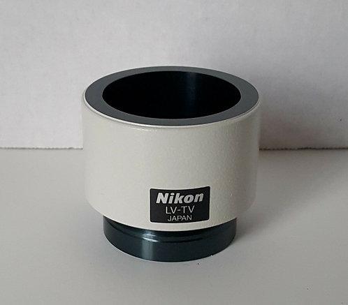 Nikon LV-TV Tube ISO Adapter