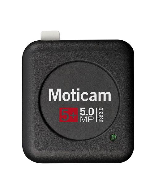 Moticam 5+ USB 3.0 Camera