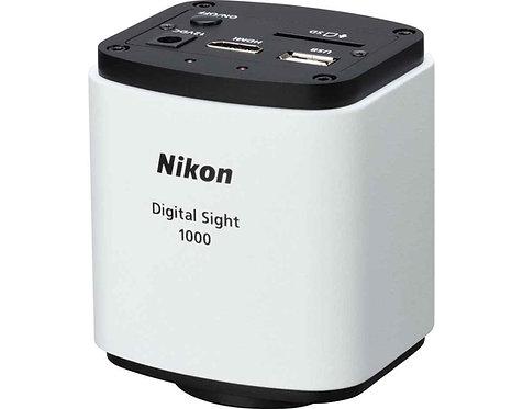 Nikon DS-1000 Camera w/ Power Supply