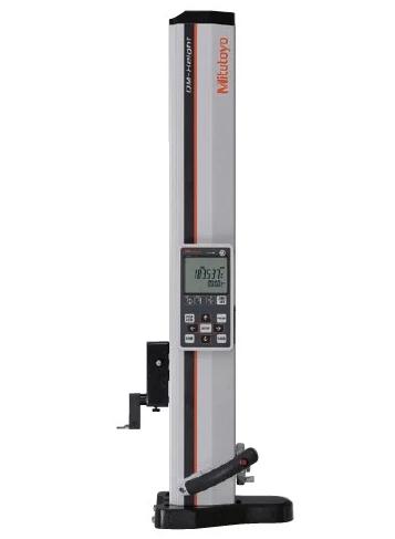 "Mitutoyo QM ABSOLUTE 1D Digital Height Gage 24"" w/ Pneumatic Flotation"