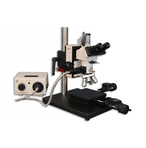 Meiji MC-50T Trinocular Reflected Light Tool Makers/Measuring Microscope