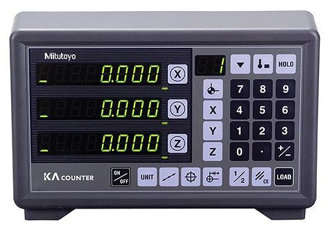 Mitutoyo 2-Axis KA-212 Counter