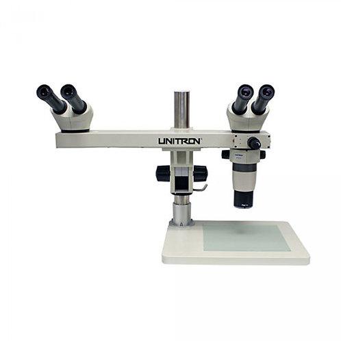 Unitron Z6 Dual Discussion Head Zoom Stereo Microscope