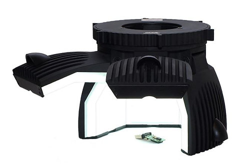 Universal Multi-Segment Diffuse LED Illuminator for Stereomicroscopes