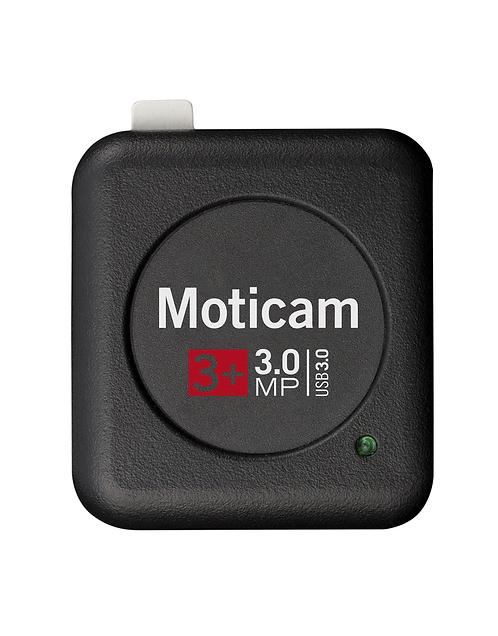 Moticam 3+ USB 3.0 Camera
