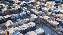 Días fríos, alta demanda de inspección termográfica de viviendas.  Sólo nos acordamos del AISLAMIENT