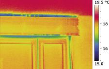 Las cámaras termográficas optimizan la construcción de casas pasivas