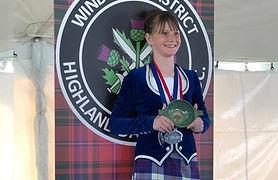 Kingsville - Beth, Novice Trophy Winnner